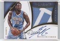 Kenneth Faried /18