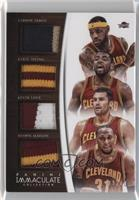 Kevin Love, Kyrie Irving, LeBron James, Shawn Marion /10