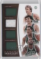 Cedric Maxwell, Kevin McHale, Dennis Johnson, Larry Bird /25