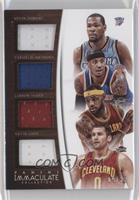 Carmelo Anthony, Kevin Durant, LeBron James, Kevin Love /35