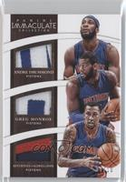 Greg Monroe, Andre Drummond, Kentavious Caldwell-Pope /10