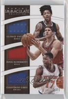 Elfrid Payton, Cleanthony Early, Doug McDermott /99