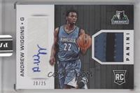 Andrew Wiggins /25 [ENCASED]