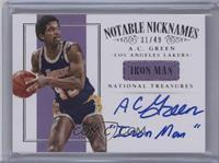 A.C. Green /49