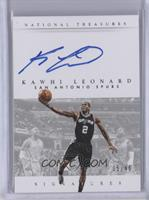 Kawhi Leonard /49