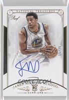 Rookie Autographs Proof - James Michael McAdoo /25