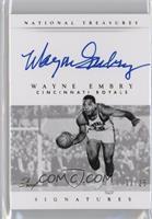 Wayne Embry /25