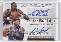 Carmelo Anthony, Karl Malone /5