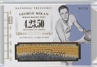 George Mikan /10