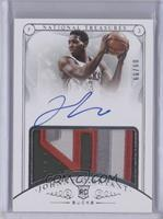 Rookie Patch Autographs - Johnny O'Bryant /99