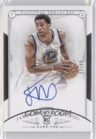Rookie Autographs - James Michael McAdoo /99