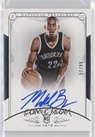 Rookie Autographs - Markel Brown /99