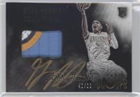 Color Autographed Patch Rookies - Gary Harris /99