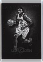 Black and White Rookies - Jabari Parker /99