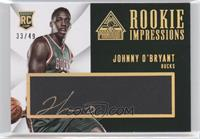 Johnny O'Bryant /49