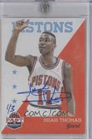Isiah Thomas (11-12 Past & Present) /3