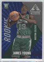 James Young /25