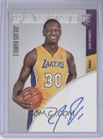 Julius Randle #18/100