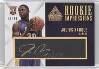 Julius Randle #18/49