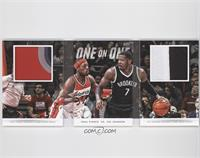 Paul Pierce, Joe Johnson /25