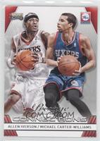 Allen Iverson, Michael Carter-Williams