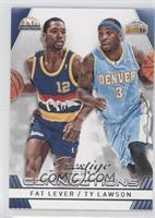 Fat Lever, Ty Lawson