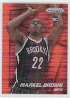 Markel Brown /25