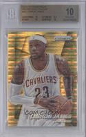 LeBron James [BGS 10] #1/10