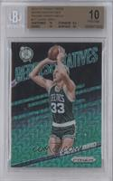 Larry Bird /25 [BGS 10]