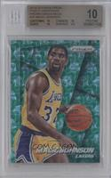 Magic Johnson /25 [BGS 10]