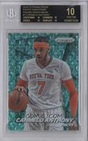 Carmelo Anthony /25 [BGS 10 BLACK]