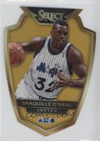 Premier Level Die-Cut - Shaquille O'Neal /10