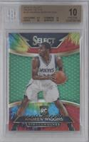 Courtside - Andrew Wiggins /25 [BGS 10]