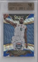 Courtside - LeBron James [BGS 10]