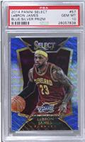 Concourse - LeBron James [PSA 10]