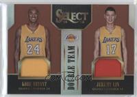 Jeremy Lin, Kobe Bryant /49