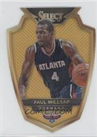 Premier Level Die-Cut - Paul Millsap /10
