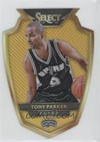 Premier Level Die-Cut - Tony Parker /10