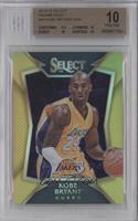 Kobe Bryant /10 [BGS10]