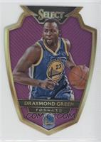 Premier Level Die-Cut - Draymond Green /99