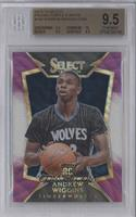 Concourse - Andrew Wiggins [BGS 9.5]