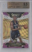 Courtside - Jordan Adams [BGS 9.5]