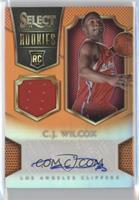 C.J. Wilcox /60