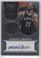 Markel Brown /199