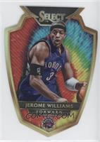 Jerome Williams /25