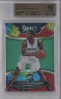 Courtside - Andrew Wiggins [BGS 10] #16/25