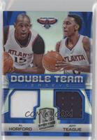 Al Horford, Jeff Teague /49