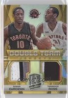 DeMar DeRozan, Terrence Ross /10