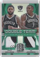 Deron Williams, Joe Johnson /5
