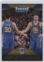 Klay Thompson, Stephen Curry